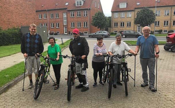 BIFOS fik støtte til cykelprojekt