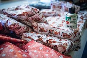 350 til juletræsfest