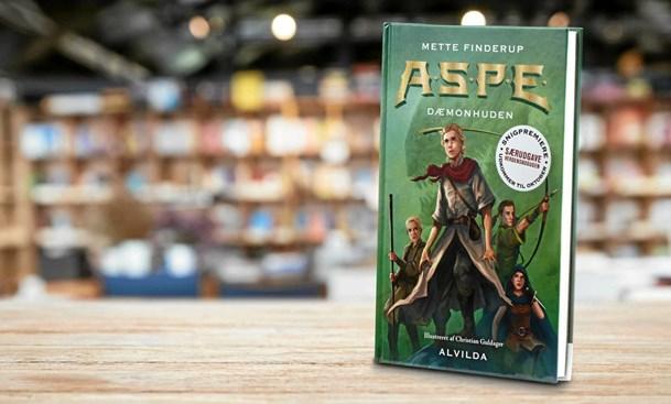 Bog & idé i Aabybro giver gratis bøger