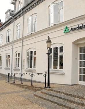 Andelskassens 25 år i Hobro