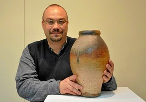 Keramik fra Japan og Tolne mødes i Hjørring
