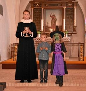 Fastelavn i Jerslev Kirke