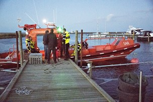 Ny plan sikrer kystredning: Dropper lukning af redningsstationer