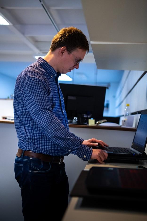 Acer-bærbare er den store sællert. Foto: Diana Holm @ Diana Holm