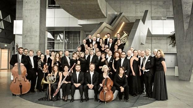 """Stykket hedder """"Korn"""", og det er komponeret af trompetisten Jan Lynggaard Sørensen og indspillet live af Aalborg Symfoniorkester. UllaJENSEN18041965"""
