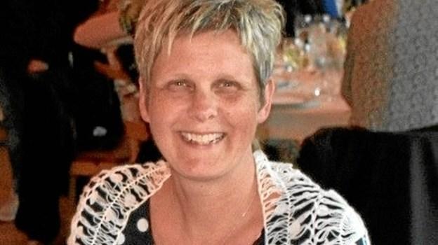 Dorthe Mogensen - fejrer 25 års jubilæum på Nopa Nordic. Privatfoto