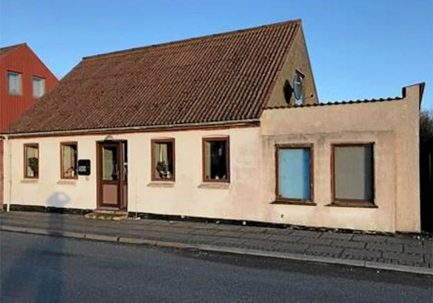 Der var ikke nedslag, da Danmarks billigste hus i Lyngs på Thyholm, blev solgt efter syv dages liggetid, for 75.000.Foto: Nybolig Thy & Thyholm