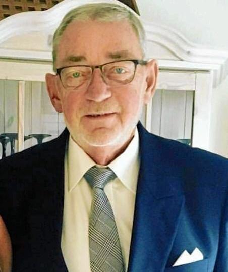 John Bastrup, 75 år mandag 11. marts. Foto: privat. $ID/NormalParagraphStyle: