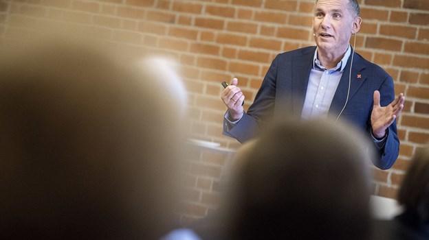 Anders Ladekarl gæster Frederikshavn Gymnasium