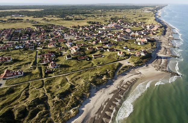 - Den klassiske, danske kystferie er kommet på mode igen, siger turistdirektør René Zeeberg fra Turisthus Nord.Arkivfoto: Peter Broen