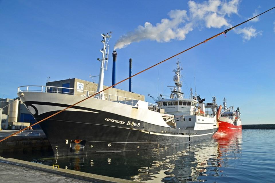Skagen Havn er fortsat Danmarks største fiskerihavn.