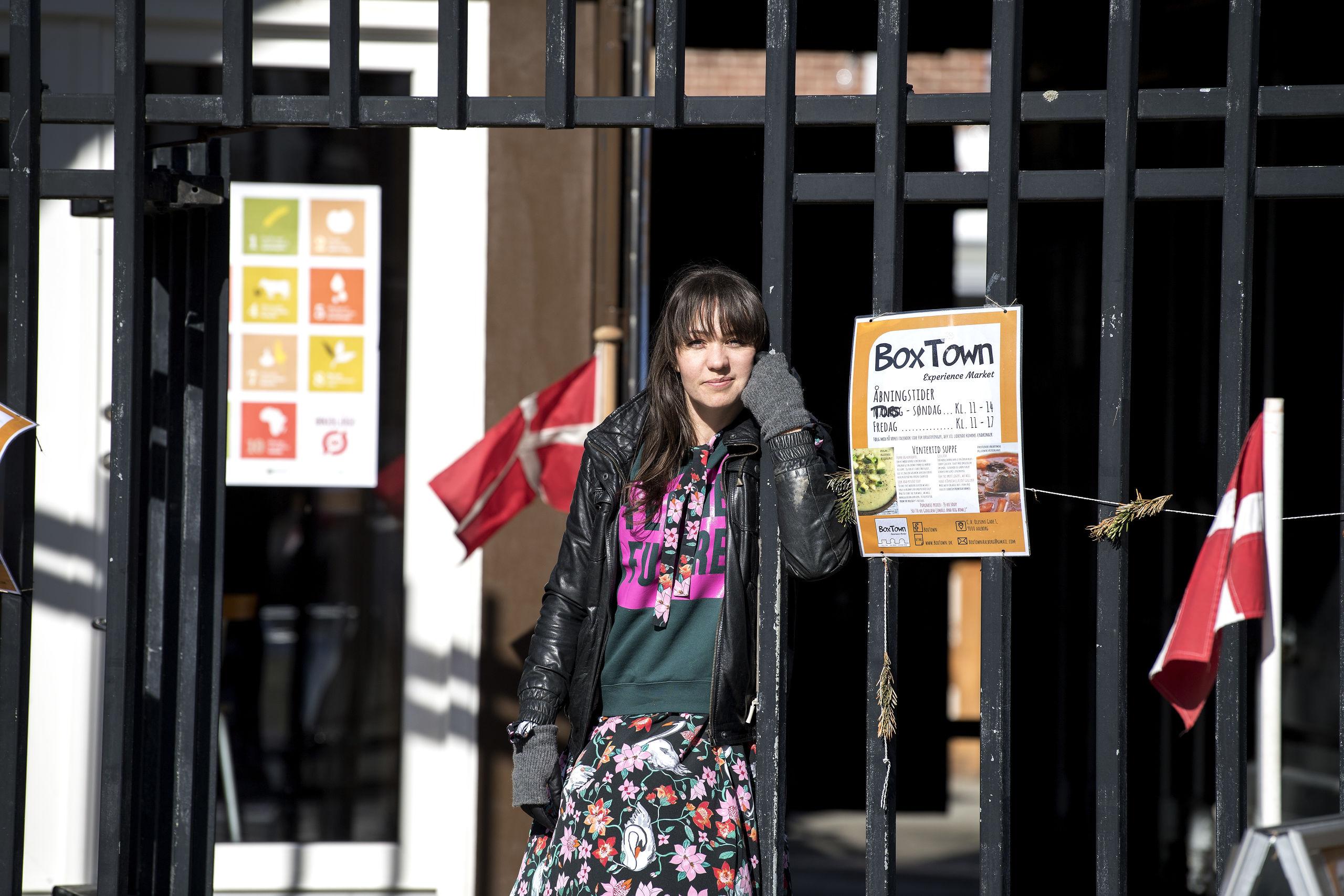 Kathrine Skovsgaard ser nytåret som en ny start. Arkivfoto: Laura Guldhammer