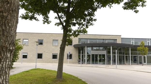 LandboNord holder møde i Idrætscenter Vendsyssel. Arkivfoto: Bente Poder