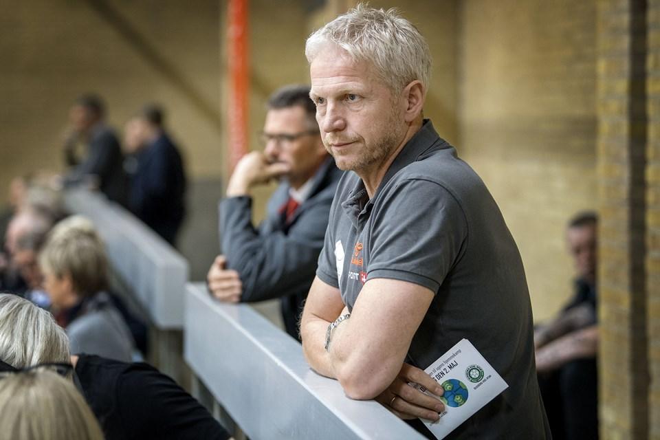 Foto Lars PauliFoto Lars PauliNørresundby Idrætscnter.EH Aalborg tager imod Silkeborg Voel i Pokalturneringens sjette runde