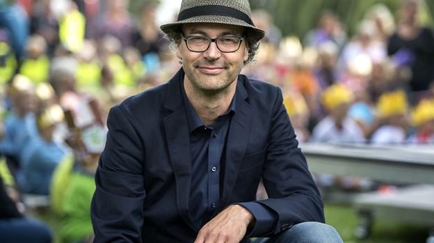 Årets operafestival har blandt andet fokus på at nå ud til en yngre målgruppe, siger festivalleder Peter Rønn. Foto: Søren Gylling/Aalborg Operafestival