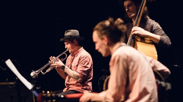 Musikfestivalen byder på en lang række koncerter. Privatfoto: Martin Graugaard