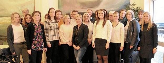 Medlemmerne af netværket i Frederikshavn har været så glade for at være med, at der nu starter et tilsvarende netværk i Skagen. Foto: Erhvervshus Nord