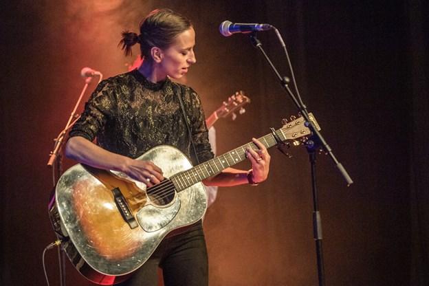 Mathilde Falch giver koncert i Skagen lørdag 2.marts. Arkivfoto: Peter Broen