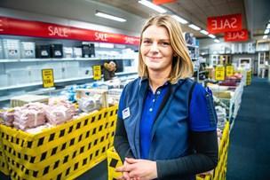 Danmarks-rekord: Thyboer går shop-amok i Lars Larsen-land