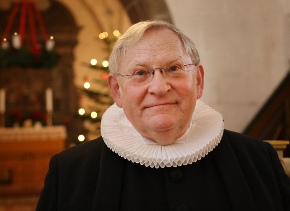 Ny konstituerede præst i Vrå og Em - Mogens Lindhardt Pedersen.   Arkivfoto: Jens Morten