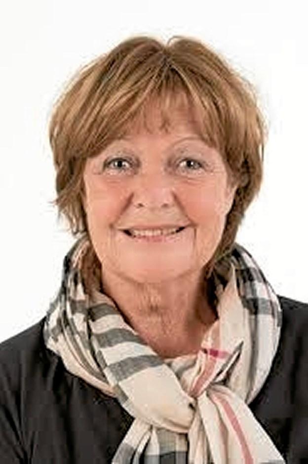 Inge Pedersen. Foto: Privat