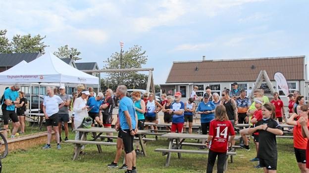 150 deltog i trailløbet på Jegindø. Foto: Hans B. Henriksen