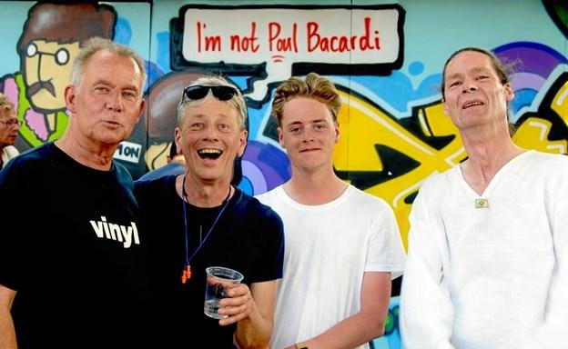 Fokus på the Beatles hos Kulturkøbmanden. PR-foto.