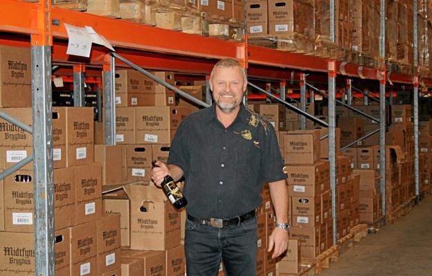 One Pint leverer øl til hele Europa: Distributør tilfreds trods stort fald i overskud