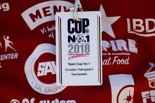 Når Cup No. 1 fløjtes i gang i 2019 er turneringen endnu bredere end i dag. Arkivfoto: Lars Pauli