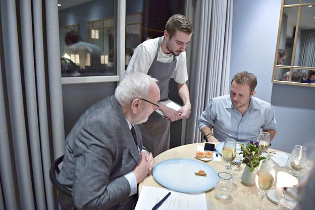 Bedst i Nordjylland har i år otte deltagende spisesteder, og Ruths Hotel er nu et skridt videre mod sejren. Foto: Bente Poder