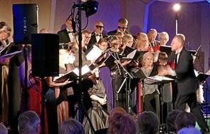 Festlig musikalsk start på det nye år i Øster Hurup