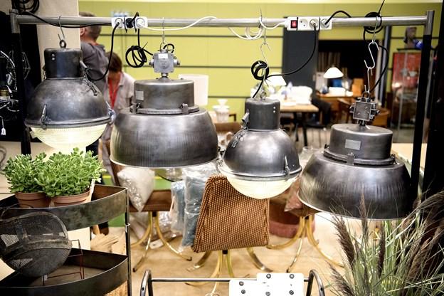 Markedet finder sted 17.-19. april i Agri Nord Hallen i Skalborg. Arkivfoto: Lars Pauli