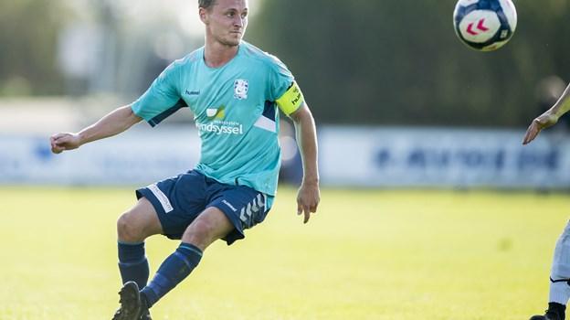 Også de kommende tre år spiller Jammerbugt FC og Jetsmark IF i Hummel. Arkivfoto: Lars Pauli