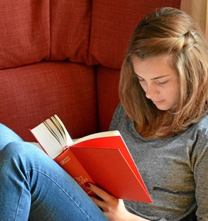 Projekt om at finde tid til at læse bøger