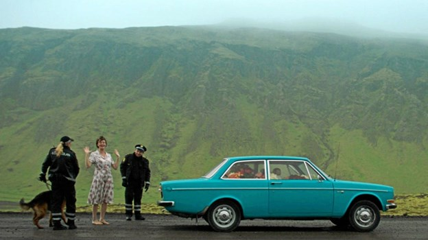 Filmen Kvinde På Krigsstien udspiller sig på Island. Pressefoto