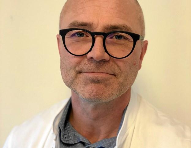 Thomas Larsen bliver ny lægefaglig direktør for sygehuset