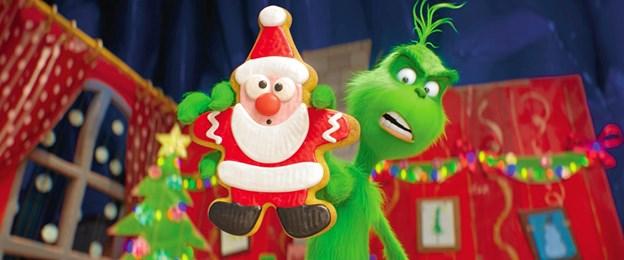 Julemanden spiller også en rolle i filmen.