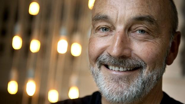 Tidl. domprovst Arne Mumgaard, Løkken.   Arkivfoto: Lars Pauli