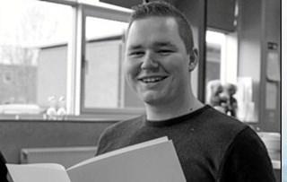 Simon A. Jensen - ny svend