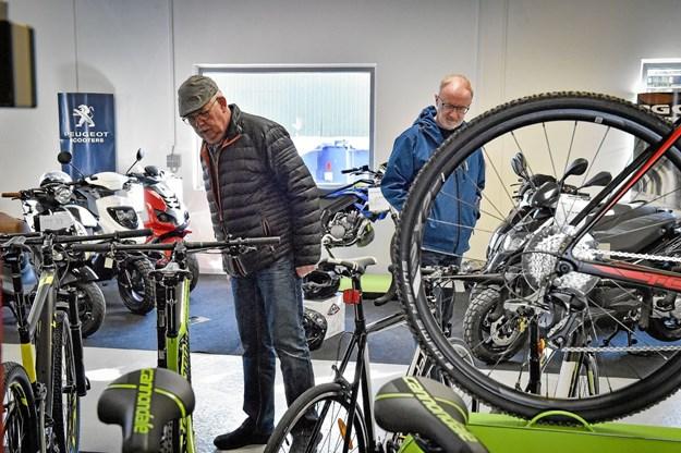 9a4c6d81fed Østbyens Cykler & MC slog dørene | ThistedPosten.dk