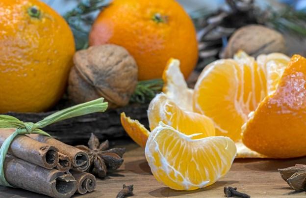 I mange af disse fødevarer, som vi spiser i løbet af december måned, er der fundet rester af sprøjtegift.pr-foto