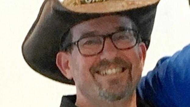 Den gale cowboy alias Bjarne Frederiksen har lovet at komme igen næste år.