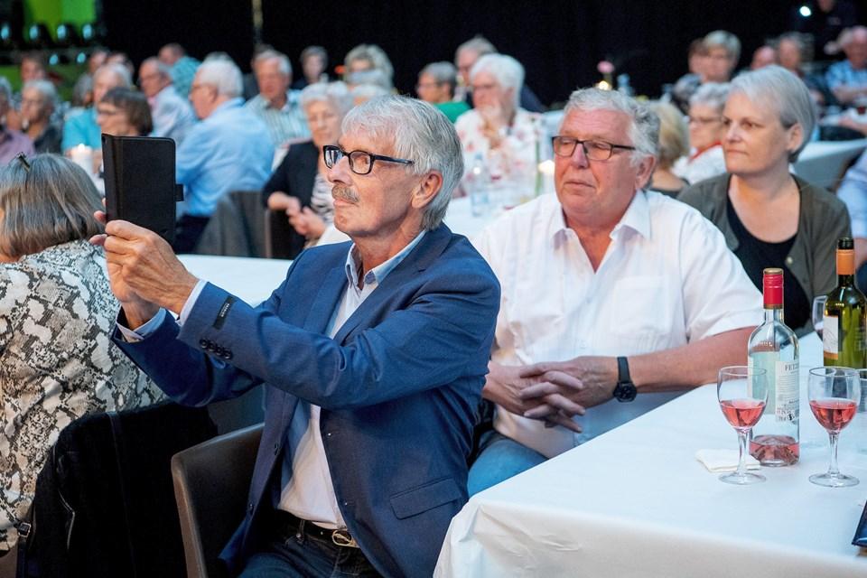 Kirsten Siggaard, Søren Bundgaard og Petrols var på programmet i DGI Huset. © Lars Pauli