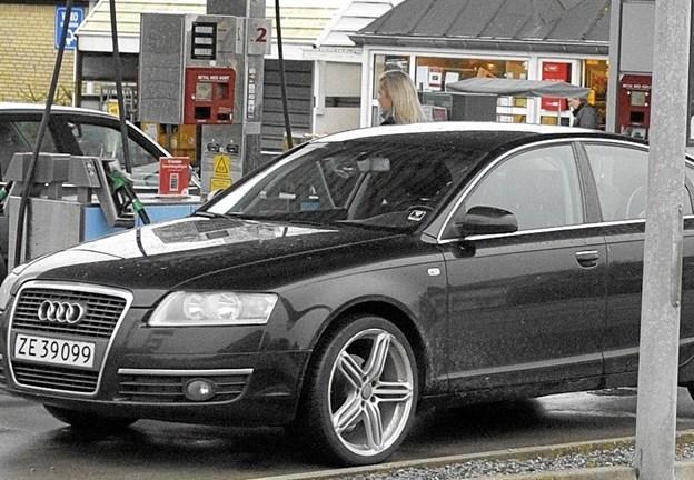 Det er blevet dyrere at fylde tanken på bilen over det seneste år. Priserne på benzin er generelt steget 11 procent, viser nye tal fra Danmarks statistik.  Foto: Linda Kastrup/Ritzau Scanpix