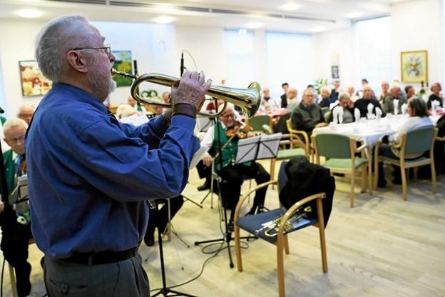 Orkestret var under ledelse af Per Iversen. Foto: Allan Mortensen Allan Mortensen