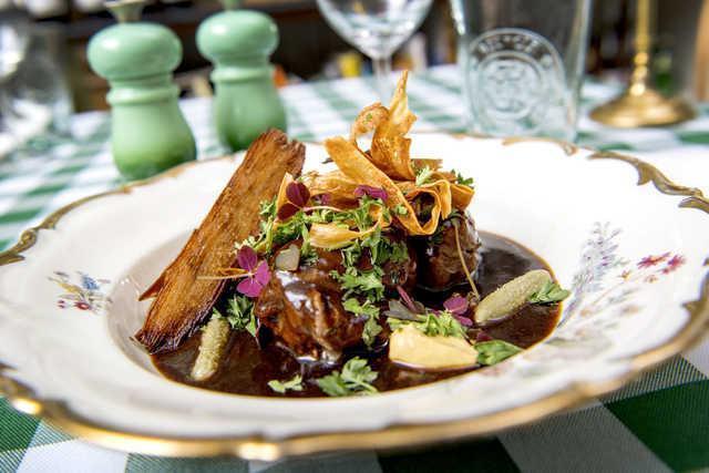 Rositas Bistro i Borgergade er en af restauranterne på eatie.dks top 20. Arkivfoto: Lars Pauli