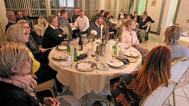 Der var stort fremmøde ved generalforsamlingen på Dronninglund Hotel. Foto: Jørgen Ingvardsen