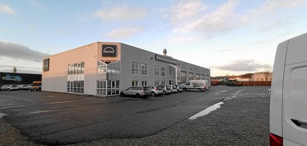 Aalborg, Frederikshavn, Hjørring og Thisted har nu deres eget værksted af MAN Nordjylland.