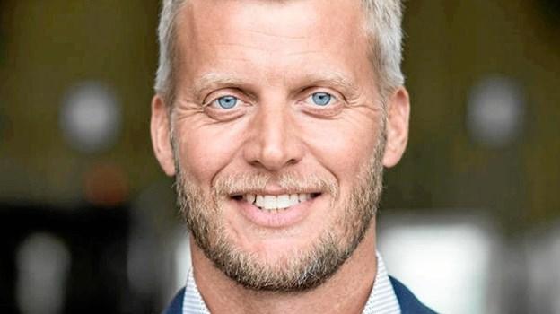 Administrerende direktør Martin Tholstrup, Taasinge Elementer A/S.