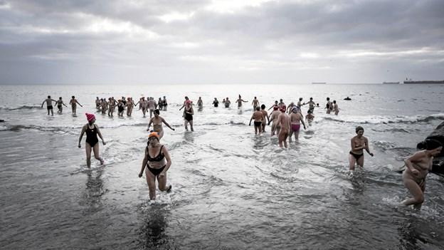 Vinterbaderfestivalen løber fra 24-27 januar. Arkivfoto: Kim Dahl Hansen